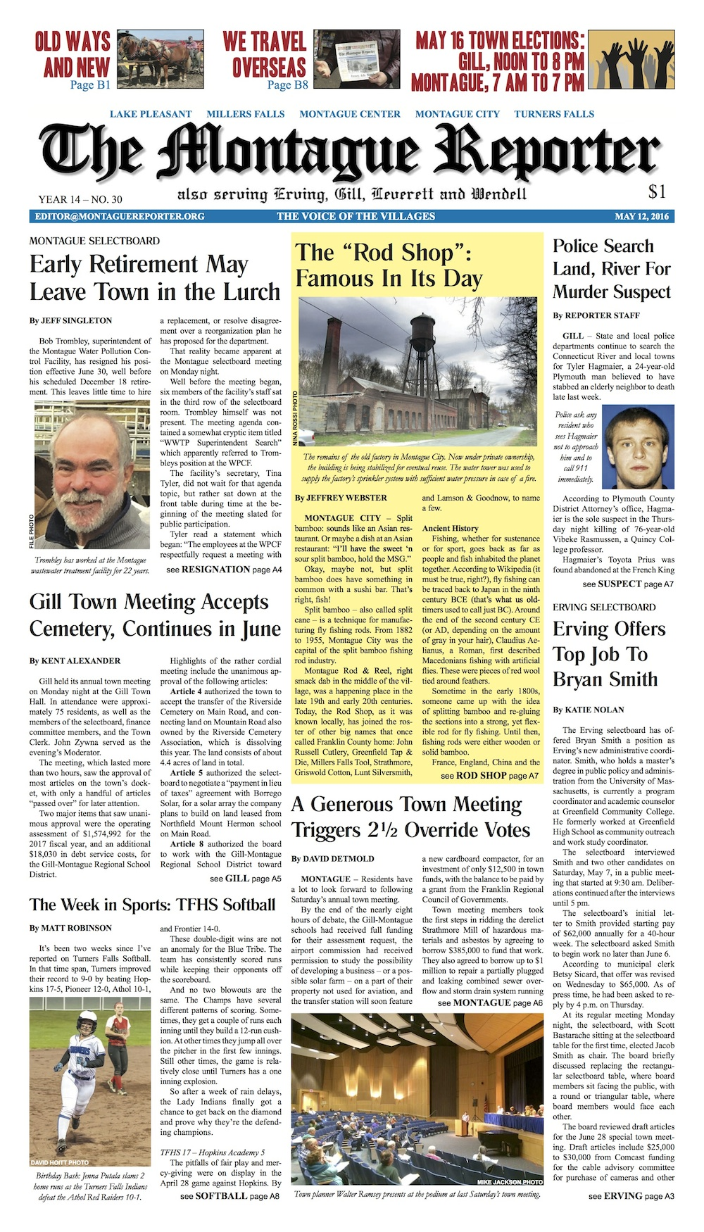 Page A1, 5/12/16
