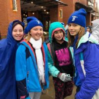 Monte's March: Puddles, Pastries and Participation